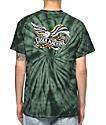 Loser Machine Glory Bound Forest Tie Dye T-Shirt