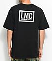 Loser Machine Hardline Black T-Shirt