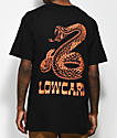 Low Card Rattlers Black T-Shirt
