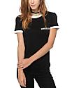 Lunachix Whatever Ringer T-Shirt
