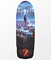 """Madrid x Netflix Stranger Things 2 Pumpkin Patch 9.5"""" Skateboard Deck"""