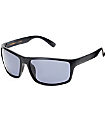 Madson Fairway Matte Black & Grey Polarized Sunglasses