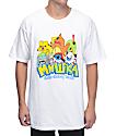 Mishka Gotta Destroy Em camiseta blanca