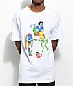 Mishka Scum White White T-Shirt