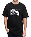 Mishka x Edward Colver Ian Mackaye Black T-Shirt