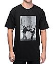 Mishka x Edward Colver Wasted Youth Black T-Shirt