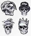 N°Hours OG Legends Sticker Pack