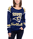NFL Forever Collectibles Los Angeles Rams Sweater