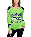 NFL Forever Collectibles Seattle Seahawks Sweater