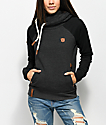 Naketano So Ein Otto IV Anthracite Hoodie