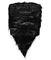 Neff Black Bearded Face Mask