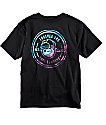 Neff Boys Fun Emblem Black T-Shirt