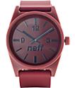 Neff Daily Basic Rust Watch