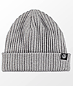 Neff Daily Fisherman Heather Grey Beanie