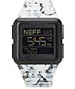 Neff Odyssey Black & White Watch
