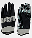 Neff Ripper Black Pipe Snowboard Gloves