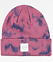 Neff Taylor Mineral Berry Washed Beanie