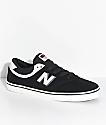 New Balance Numeric 254 Black & Sea Salt Skate Shoes