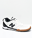 New Balance Numeric 868 Sea Salt & Black Skate Shoes