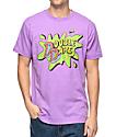 Nickelodeon Double Dare Purple T-Shirt