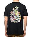 Nickelodeon Nick Toon Squad Black T-Shirt