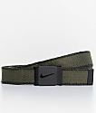 Nike Cargo Khaki Knit Web Belt