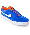 Nike SB Bruin Hyperfeel RCR Blue & White Skate Shoes