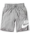Nike SB Dri-Fit Sunday Grey Shorts