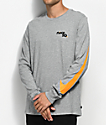 Nike SB Outdoor Grey Long Sleeve T-Shirt