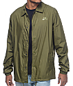 Nike SB Shield Green Coaches Jacket