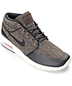 Nike SB Stefan Janoski Air Max Mid Baroque & White Shoes