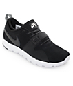 Nike SB Trainerendor Black & White Shoes