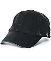 Ninth Hall Standard Black Strapback Hat