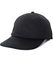 Ninth Hall Thunder Black Soft Bill Snapback Hat