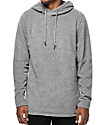 Ninth Hall Tracker Grey Pullover Hoodie