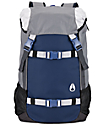 Nixon Landlock II Navy & Grey 33L Backpack