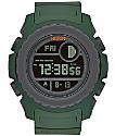 Nixon Super Unit Surplus & Gray Digital Watch