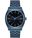 Nixon Time Teller 37 Blue Sunray Watch