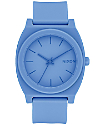 Nixon Time Teller P Matte Periwinkle Analog Watch