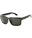 Oakley Holbrook Steel & Dark Grey Sunglasses
