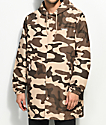 Obey Hester Camo Jacket