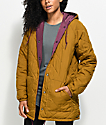 Obey Kendall Reversible Purple Jacket