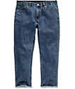 Obey New Threat Cut Denim Jeans