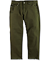 Obey New Threat Twill Cut Army Green Pants