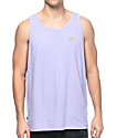 Obey New Times Box Lavender Tank Top