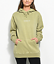 Obey Novel Premium Avocado Hoodie