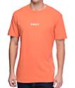 Obey O.B.E.Y. Dusty Orange T-Shirt