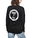Obey Posse Black Long Sleeve T-Shirt