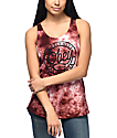 Obey Since 89 Liberty Tie Dye Tank Top