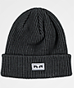 Obey Subversion Black Beanie